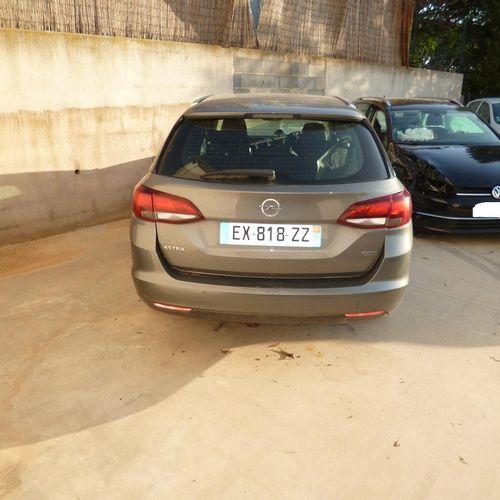 [RP] Lot réservé aux professionnels de l'automobile. OPEL Astra break 1.6 CDTI, …