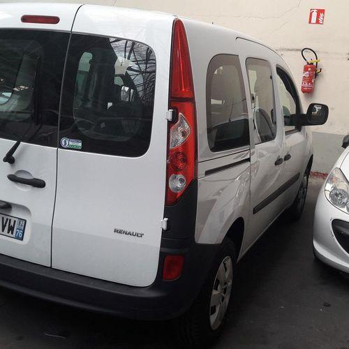 CT] RENAULT KANGOO II 1.6i 16V 105 HP, Gasoline, imm. DA 734 VW, type MRE1332K44…
