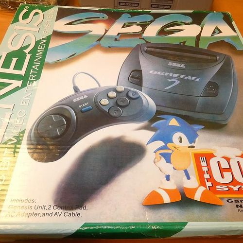 SEGA Genesis 3 game console. Visits and pick up only by appointment only. Please…