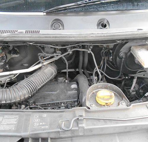 RP][ACI] [ PRO RESERVE ] OPEL MOVANO 3500 2.5 CDTI 125 HP, Diesel, imm. 1BGZ070 …