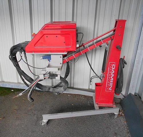 NC][RP] [ PRO RESERVE ] DAMIEN Spot Welding Machine Technology 40000 HF, serial …