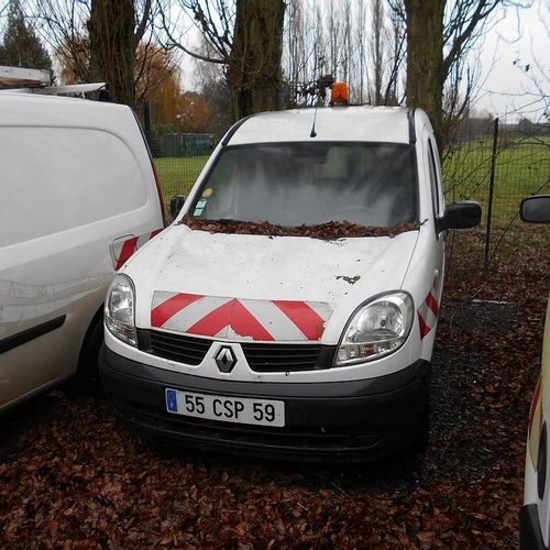 RP] [ RESERVE PRO ] RENAULT KANGOO I 1.5 DCI, 2 seats, Diesel, imm. 55 CSP 59, t…
