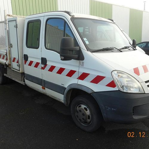 RP] [ PRO RESERVE PRO ] IVECO daily III 35C12D 2.3 TD 116 HP, 7 seats, diesel, i…