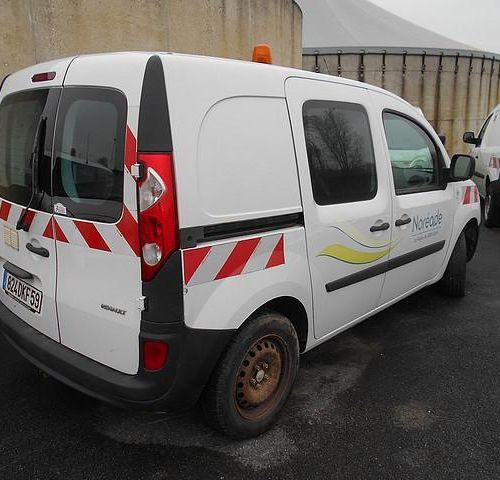 RP] [ PRO RESERVE ] RENAULT KANGOO II 1.5 DCI 70 HP, 2 seats, Diesel, imm. 824 D…