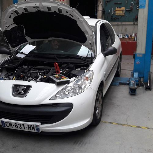 RP] [ PRO RESERVE ] PEUGEOT 206+ 1.4 HDI 68 HP, 2 seats, Diesel, imm. CM 831 NW,…
