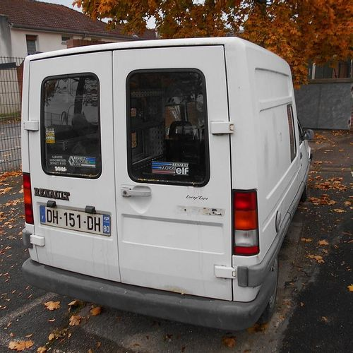 RP] [ PRO RESERVE PRO ] RENAULT EXPRESS 1.9D, 2 seater, Diesel, imm. DH 151 DH, …