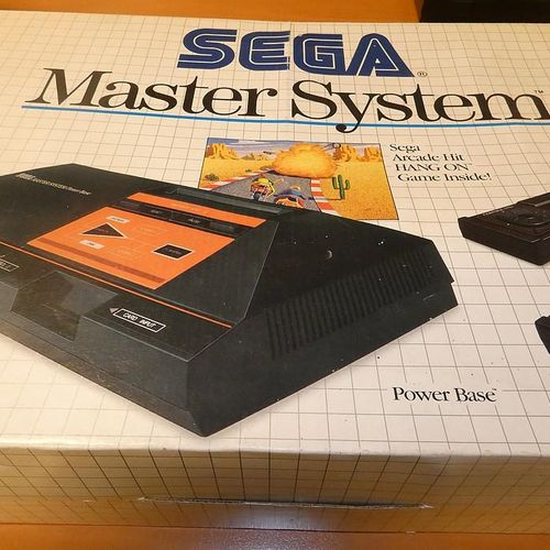 SEGA MASTER System games console. Visits and pick up only by appointment only, b…