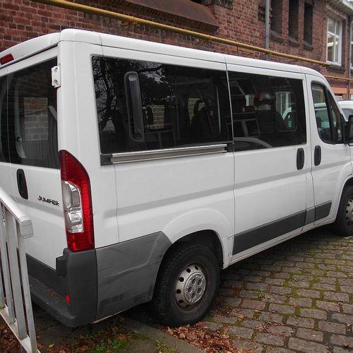 CT] CITROEN JUMPER III L1H1 2.2 HDI 110 HP, 9 seats, Diesel, imm. CJ 160 JQ, typ…