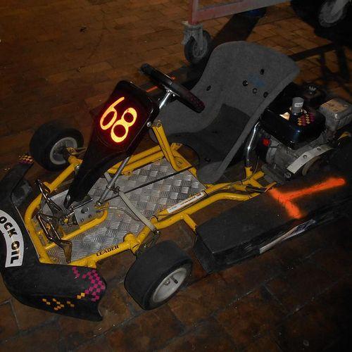 KART COBRA, Petrol, engine number: GC023792368, OHV.COBRA 1 engine. Not approved…