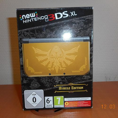 NINTENDO 3DS XL Hyrule Edition game console. Visits and pick up only by appointm…