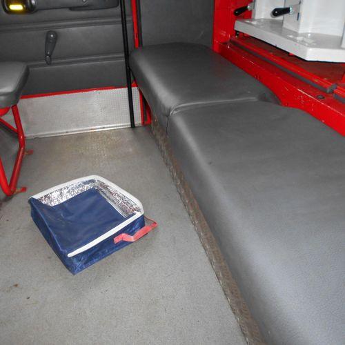 [CT] Fire pump truck RENAULT RVI M210, Diesel, imm. DE 967 RP, Type JS00B538, se…