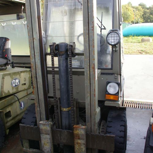 RP] Reserved for Professionals FIAT DI 30 C forklift truck with internal combust…