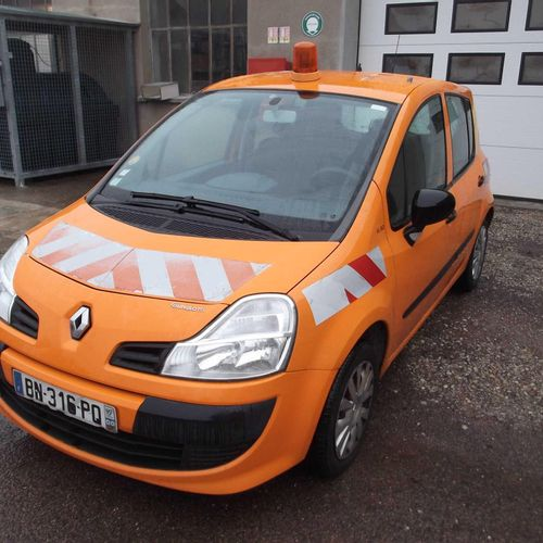 RP] Reserved for Professionals RENAULT Modus Diesel 1.5 DCI, imm. BN 316 PQ, typ…