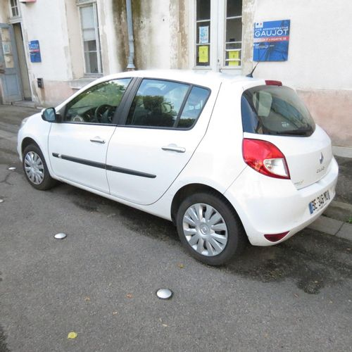 [CT] RENAULT CLIO 3 Phase 2 1.2 i 16V eco2 75 cv Essence, imm. BE 346 MD, type M…