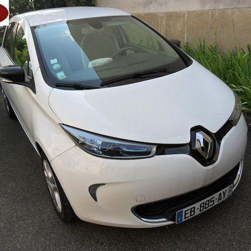 [RP]  [Réservé Professionnels] RENAULT ZOE 22kwh eco2 88 cv, Boîte auto Electri…