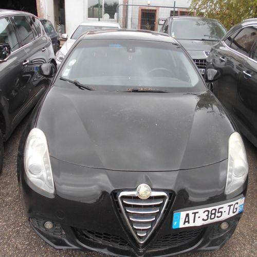 [RP][ACI] [Réservé Professionnels] ALFA ROMÉO Giulietta 1.6 JTDM 16V S&S 105 cv …
