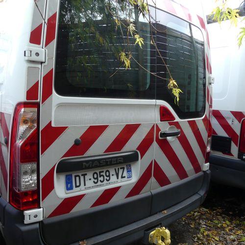 CTTE RENAULT MASTER CTTE RENAULT MASTER  Registered DT 959 VZ  Type MAFEZN  Seri…