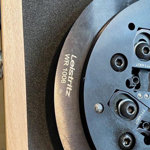Tourbillonneuse      nb de broche 1  modele LWN 120 950 HP    +convoyeurà copeau…