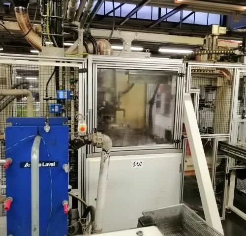 Trempe induction  CFEI  ANNEE 1999    POCHONS