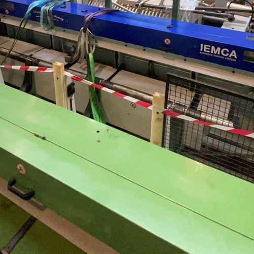 Embarreur à faisceau IEMCA  4 Mètres  PRA 52F    SAMO 1