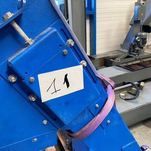 Tourbillonneuse LEISTRITZ  Modèle LWN 120 950 HP  Année 2011  Nb de broche 1    …