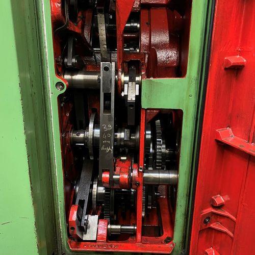 Tour Multi broches      nb de broches : 8      capacité : 42mm      AF42 11 04  …