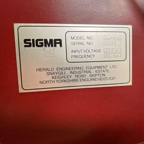 Projecteur de profil SIGMA VLF 600