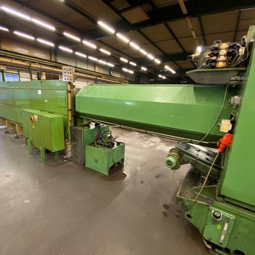 Tour Multi broches  Capacité : 42 mm    AF42 13 03    IEMCA  INV896  Type PRA40/…