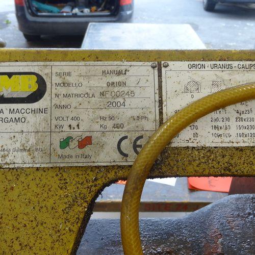 Bandsaw FMB 250